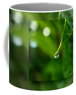 One Drop In The Bigger Picture Coffee Mug by Vicki Pelham