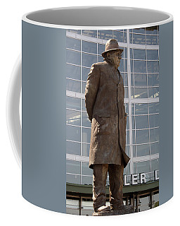 Coffee Mug featuring the photograph One Of The Greatest by Kay Novy