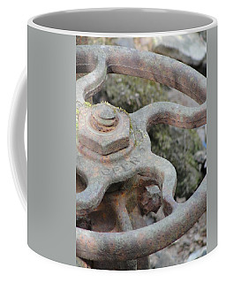 Coffee Mug featuring the photograph Open Or Close by Tiffany Erdman