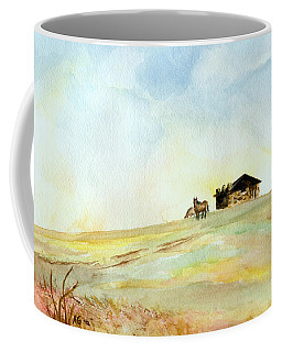Open Space Coffee Mug by Andrew Gillette