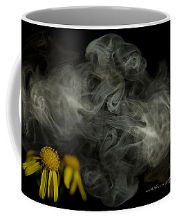 Optimisticly Dense Daisies Coffee Mug