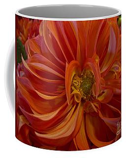 Orange You Happy Coffee Mug by Arlene Carmel