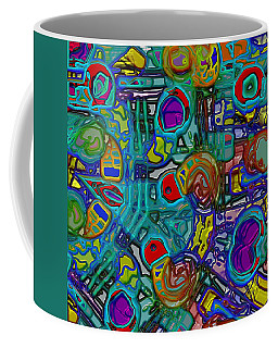 Organized Chaos Coffee Mug