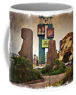 Original Mgm Grand Lion 1994 - Impressions Coffee Mug