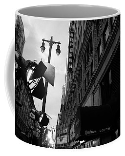 Coffee Mug featuring the photograph Orpheum Theater by Nina Prommer