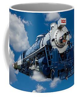 Out Of The Blue Coffee Mug by Doug Long