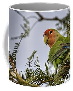 Over My Shoulder  Coffee Mug