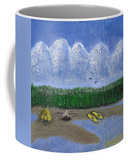 Pacific Northwest Camping Coffee Mug