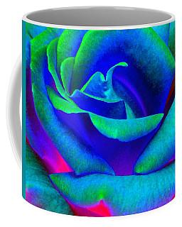 Painted Rose 2 Coffee Mug