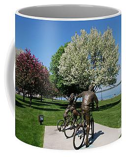 Palmer Park In Spring 2 Coffee Mug