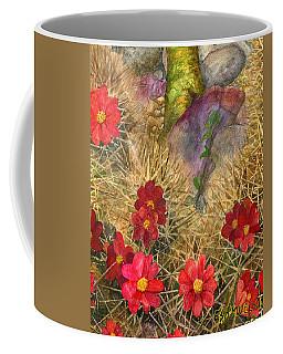 Palo Verde 'mong The Hedgehogs Coffee Mug
