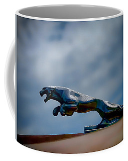 Panther Hoodie Coffee Mug