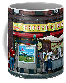 Papaya King Coffee Mug