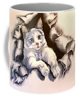 Paper Tiger Coffee Mug