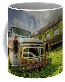 Partners In Time Coffee Mug
