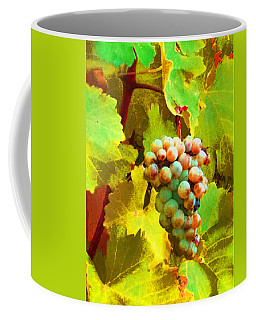 Paschke Grapes Coffee Mug