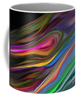 Passion Coffee Mug by Rand Herron