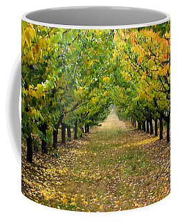 Pear Orchard Coffee Mug by Katie Wing Vigil