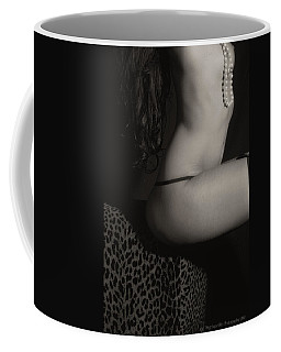 Coffee Mug featuring the photograph Pearls II by Angelique Olin