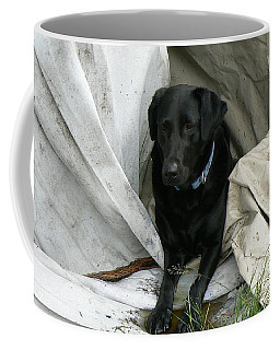 Coffee Mug featuring the photograph Pedicure by Pamela Patch