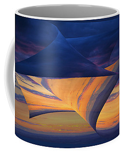 Coffee Mug featuring the photograph Peeling Back The Layers by Clare Bambers