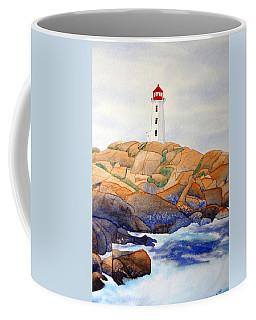 Peggy's Cove Coffee Mug