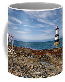 Penmon Point Lighthouse Coffee Mug