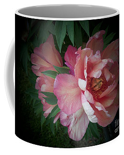 Peonies No. 8 Coffee Mug