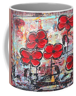Perfect Poppies Coffee Mug