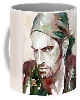 Peter Steele Portrait.6 Coffee Mug