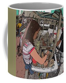 Philippines 91 Street Food Coffee Mug