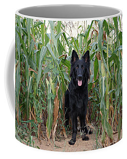 Phoenix In The Cornfield Coffee Mug