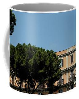 Piazza Cavour Coffee Mug