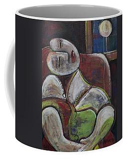Picasso Dream For Luna Coffee Mug