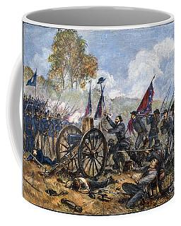 Picketts Charge, 1863 Coffee Mug