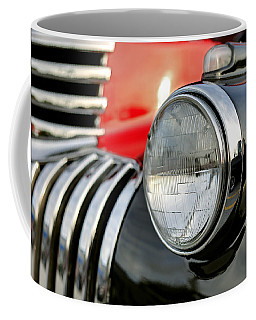 Pickup Chevrolet Headlight. Miami Coffee Mug