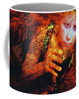 Picnic In The Forest Coffee Mug