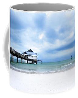 Pier 60 At Clearwater Beach Florida Coffee Mug