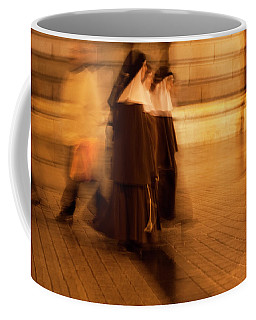 Piety In Motion Coffee Mug