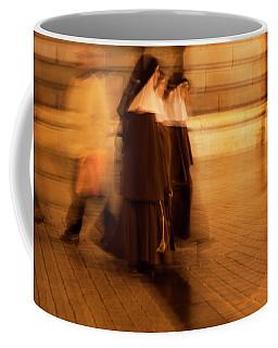 Piety In Motion Coffee Mug