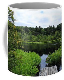 Pine Hole Pond Coffee Mug