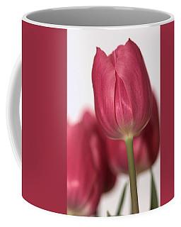 Pink Tullips Coffee Mug