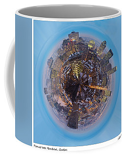 Planet Wee Montreal Quebec Coffee Mug