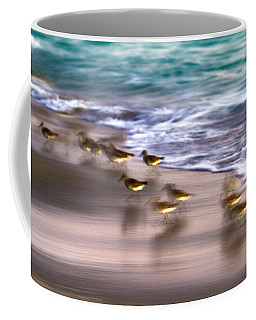 Playing Pipers Coffee Mug