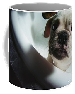 Plea For Help Coffee Mug by Jeanette C Landstrom
