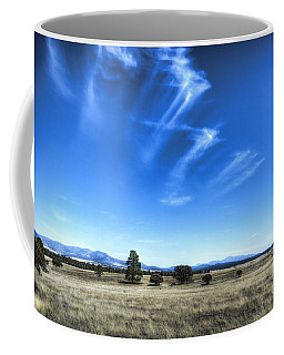 Point Of Pines - San Carlos Indian Reservation Coffee Mug