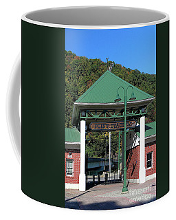 Point Stadium - Johnstown Pa Coffee Mug