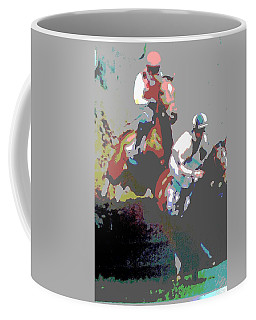 Point To Point Coffee Mug