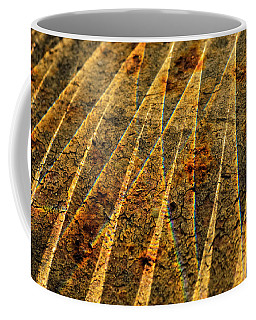 Points Of Light Coffee Mug by Susan Capuano