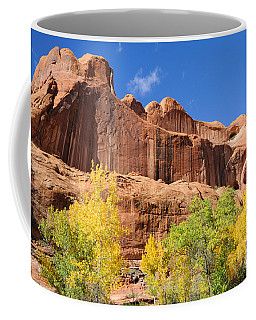 Poison Spider Mesa In The Fall Coffee Mug